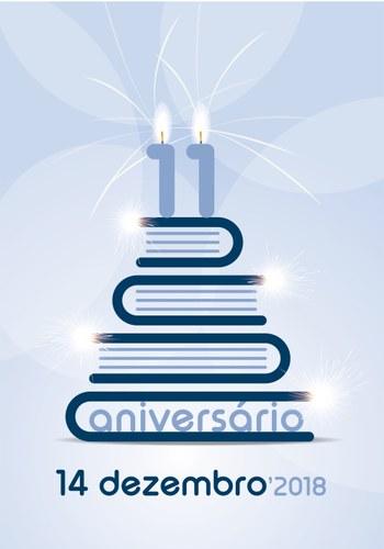 11.º Aniversário da Biblioteca Municipal Ferreira de Castro