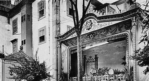 1916 – Acontecimentos Culturais