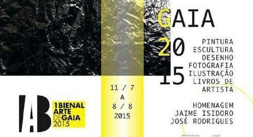 1ª Bienal de Arte de Gaia