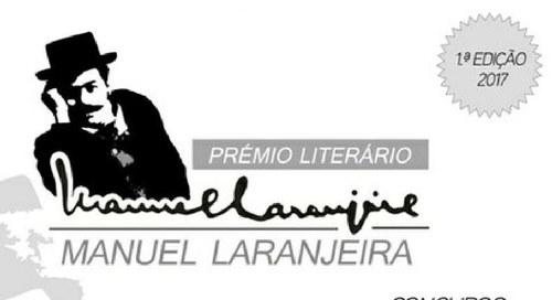 """1ª edição """"Prémio Literário Manuel Laranjeira"""""""