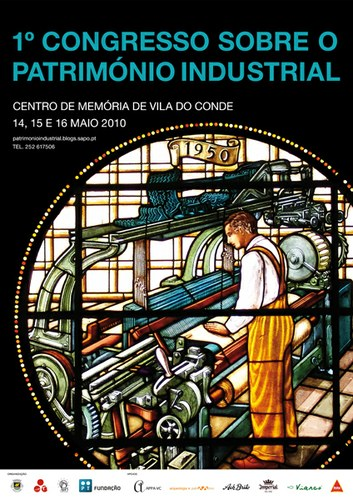 1º Congresso sobre Património Industrial