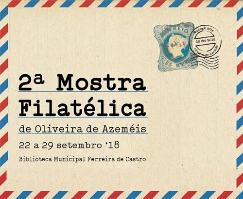 2.ª Mostra Filatélica de Oliveira de Azeméis