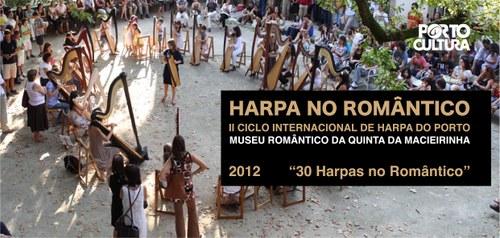 30 Harpas no Romântico