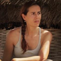 """""""pensar a Escrita"""" com Sandra Inês Cruz"""