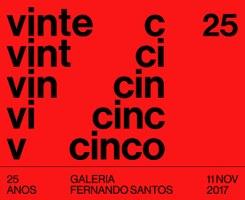 Galeria Fernando Santos 25 anos