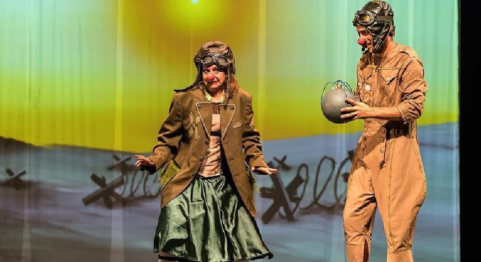 25º Festival Internacional de Teatro Cómico da Maia