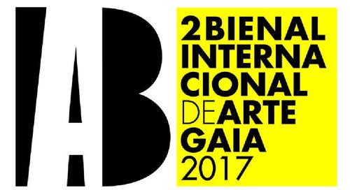 2ª Bienal Internacional de Arte Gaia 2017