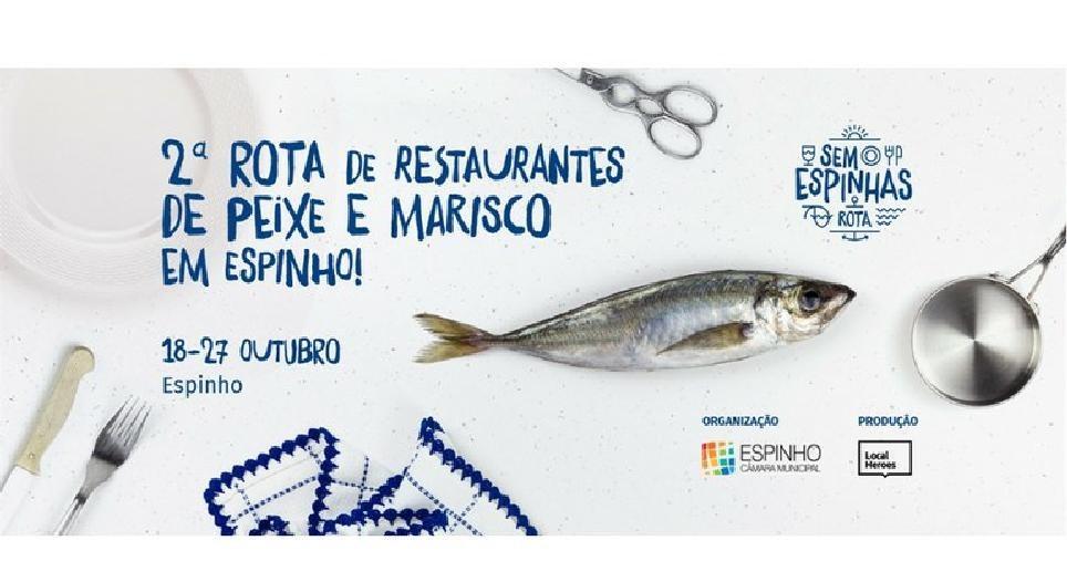 2ª Rota de Restaurantes de Peixe e Marisco