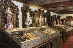A coleção permanente do Museu