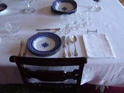 A etiqueta à mesa do século XIX