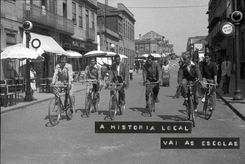 A História Local vai às Escolas