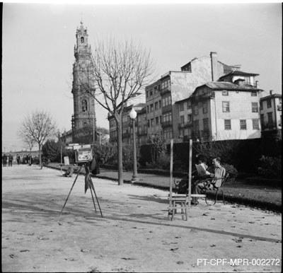 A Torre dos Clérigos e os seus fotógrafos