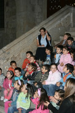 Oficinas Pedagógicas  - Actividades Educativas na Casa do Infante
