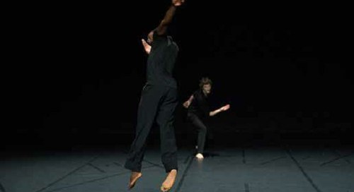Anne Teresa De Keersmaeker & Salva Sanchis / Rosas - A love supreme