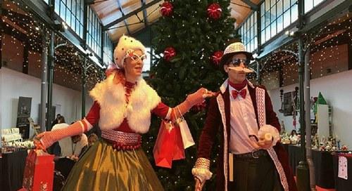 "Anymamundy ""Ms. Merry & Mr. Christmas"""