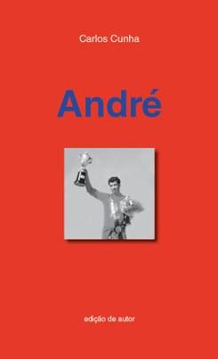 Apresentação do livro «André» de Carlos Cunha
