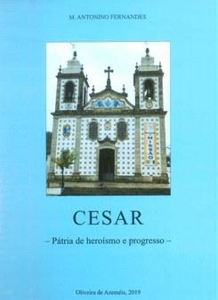 Apresentação do livro «Cesar – Pátria de heroísmo e progresso» de M. Antonino Fernandes