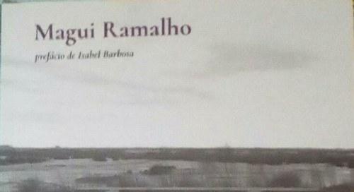 """Apresentação do Livro de Poesia """"Aqui, Onde me Encontro"""" de Magui Ramalho"""