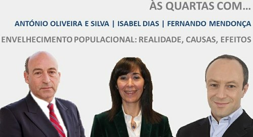 Às Quartas com… Dias, Oliveira e Silva e Mendonça