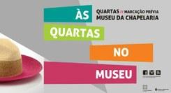 Às quartas no Museu