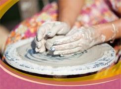 Ateliê de Iniciação à Cerâmica Criativa