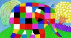 Aqui há Histórias… Elmer e o Arco-Íris