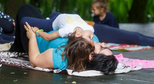 ATIVIDADES AO AR LIVRE - Yoga no Parque