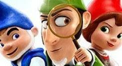 Atividades em Família Pais & Filhos - Sherlock Gnomes