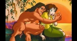 Atividades em Família Pais & Filhos - Tarzan