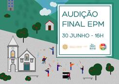 Audição Final EPM