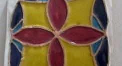 Azulejo com relevo - Porto