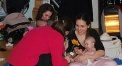Babyoga Nível I – dos 2 aos 9 meses