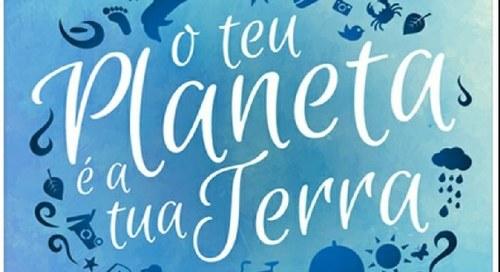 """Bandeira Azul_O teu Planeta é a tua Terra  """"De ação em ação exploramos esta lição!"""""""