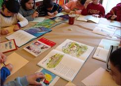 Baralhando Histórias: oficina de escrita criativa e ilustração