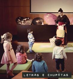 Bebéteca | Letras e Chupetas  No âmbito do Festival Mar-Marionetas