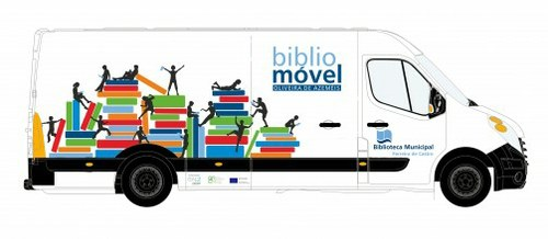 Bibliomóvel – Biblioteca Itinerante 2017/2018