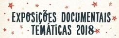 Biblioteca do Anis Estrelado e Biblio.Juv - Exposições Documentais Janeiro 2018