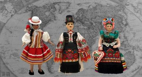 Bonecas do Mundo