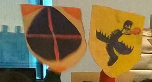 Brasões, escudos e emblemas