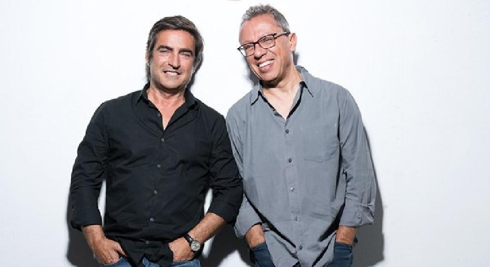 Camané e Mário Laginha