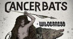 Cancer Bats (CA)   The Wilderness (ES)   TBA