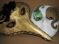 Carnaval é no Museu - Máscaras Venezianas e muito mais...