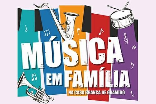 Ciclo de Concertos Música em Família