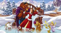 A Bela e o Monstro: O Natal Encantado