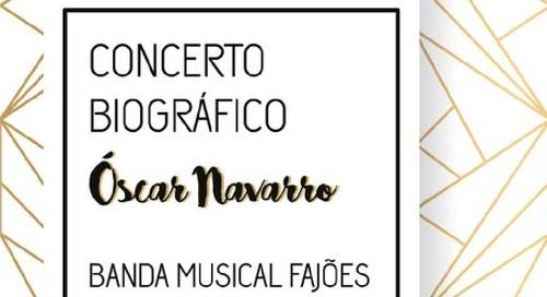 Concerto Biográfico - Óscar Navarro