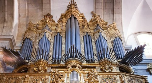 Concerto comemorativo dos 275 anos do Órgão do Mosteiro de Arouca