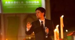 Concerto de Carlos Moreira