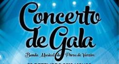 Concerto de gala da Banda Musical da Póvoa de Varzim