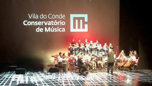 CONCERTO DE S. JOÃO   Orquestra do Conservatório de Música de Vila do Conde e Coro Vila do Conde