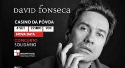 Concerto Solidário David Fonseca